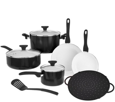 SilverStone Ceramic Cookware 10-Piece Set