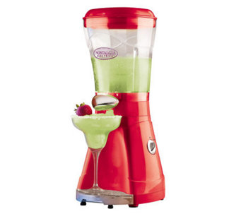 Nostalgia Electrics MSB-64 64-Ounce Margarita and Slushy Make - K299488