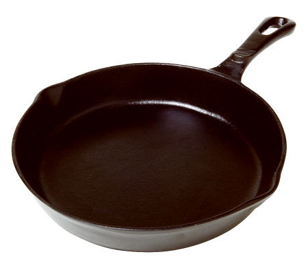 "Mexican Origins 10"" Preseasoned Cast-Iron Skillet"