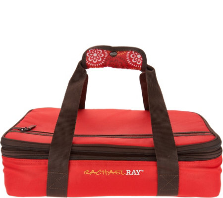 Rachael Ray Double Decker Insulated Lasagna Lugger