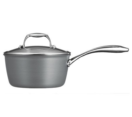 Tramontina Gourmet Hard Anodized 3-qt Covered Saucepan