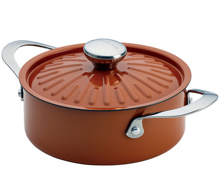 Rachael Ray Cucina Oven-To-Table 2.5-qt Round Casserole