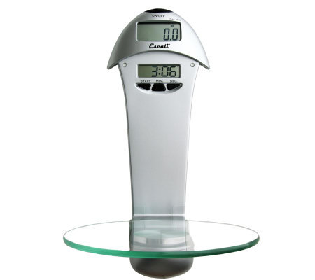 Escali Penduline Stylish Wall-mountable Scale