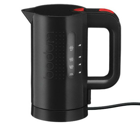 Bodum 0.5-liter, 17-oz Electric Water Kettle
