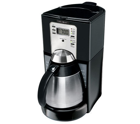 Mr. Coffee 10-Cup Thermal Coffee Maker