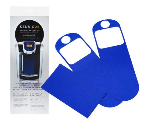 Keurig 3-piece Brewer Accent for K550 Keurig Coffeemaker