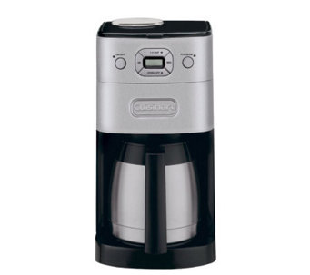 Cuisinart Grind & Brew 10-Cup Coffee Maker - K125591