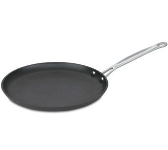 "Cuisinart Chef Classic Nonstick Hard Anodized 10"" Crepe Pan - K298091"
