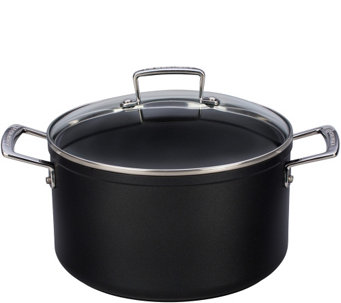 Le Creuset Nonstick 6.3-qt Stockpot with GlassLid - K305291