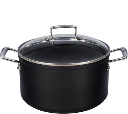 Le Creuset Nonstick 6.3-qt Stockpot with GlassLid