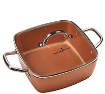 "Copper Chef XL 11"" Casserole with Lid - K377491"