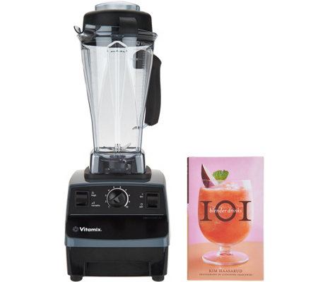 Vitamix Creations GC 64oz. Blender with 101 Drink Recipe Book