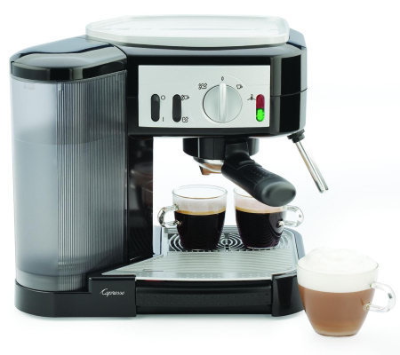 Capresso Cafe Espresso and Cappuccino Maker