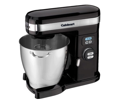 Cuisinart 7-Quart Stand Mixer - Black