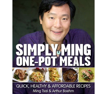 Kyocera's Simply Ming One Pot Meals Cookbook -Hardcover