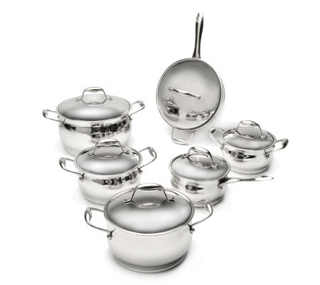 BergHOFF Zeno 12-pc Cookware Set
