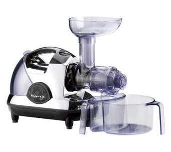 Kuvings Masticating Slow Juicer - Chrome - K301992