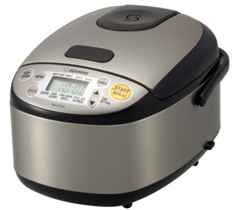 Zojirushi Micom Rice Cooker/Warmer, 3 Cups - K305892