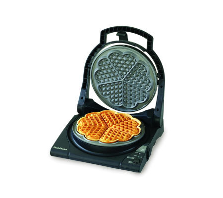 "Chef's Choice #840 WafflePro ""Five of Hearts"" Waffler"