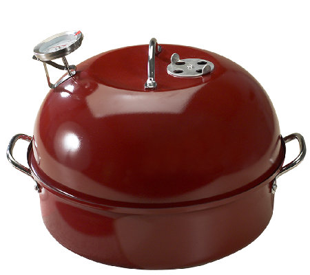 Nordic Ware Kettle Smoker
