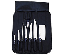 BergHOFF 9-Piece Knife Folding Wrap Set - K305493