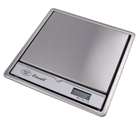 Escali Pronto Countertop Scale