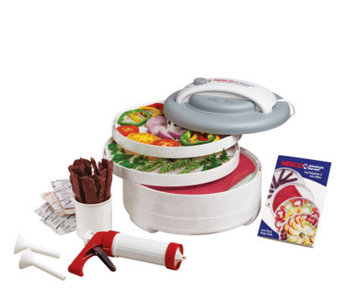 American Harvest Snackmaster Express DehydratorAll-In-One Kit - K130894