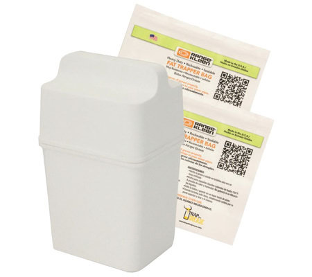 Range Kleen Fat Trapper Grease Container