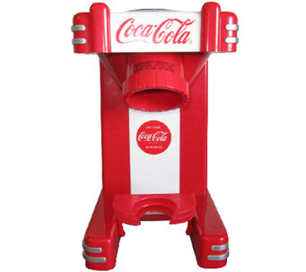 Nostalgia Electrics Coca-Cola Series Single Snow Cone Maker - K300994