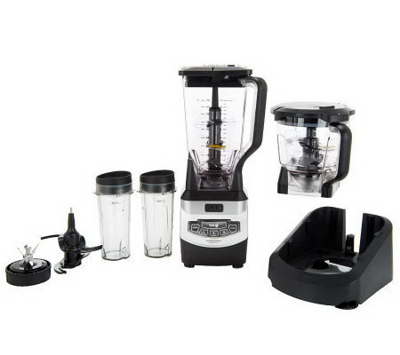 Ninja 1200 Watt 72 oz. Mega Kitchen System with 2 Cups