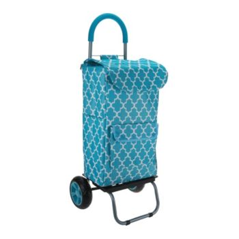 Trolley Dolly Cooler with Insulated Leak Proof Bag