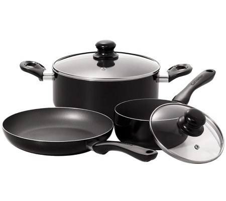 Starfrit Simplicity 5-Piece Cookware Set