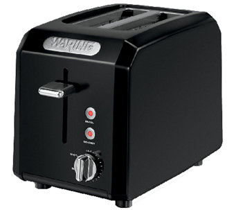 Waring Pro Cool-Touch Two-Slice Toaster - Black - K303095