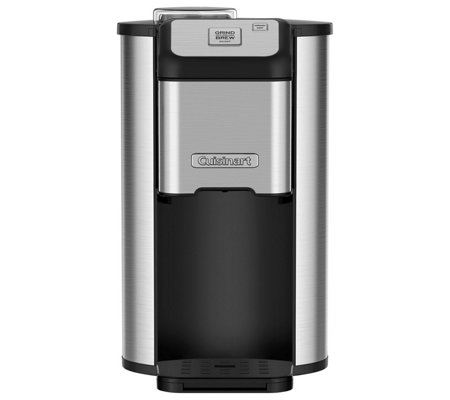 Cuisinart Single-Cup Grind & Brew Coffee Maker