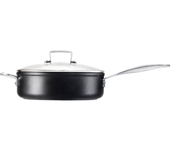 Le Creuset Nonstick 4.25-qt Saute Pan with Glass Lid - K305295