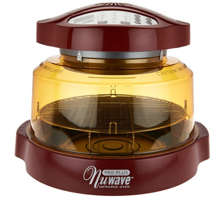 NuWave Pro Plus 8-in-1 Digital Countertop Oven w/Extender Ring