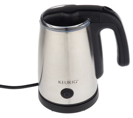 Keurig Milk Warmer Steamer and Frother
