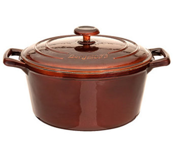 "BergHOFF Neo 9-1/2"" 4.4-qt Covered Cast-Iron Stockpot - K300196"