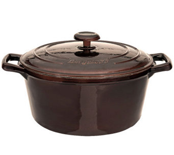 "BergHOFF Neo 11"" 7.3-qt Cast-Iron Covered Stockpot - K300396"