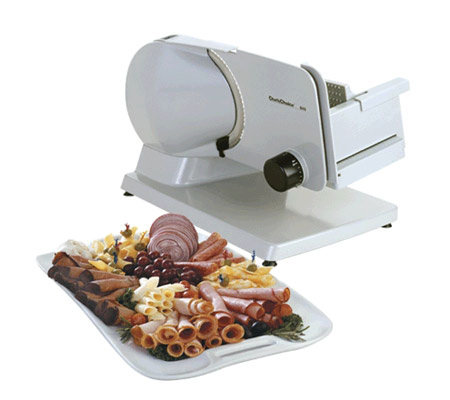 Chef's Choice Premium 610 Electric Food Slicer