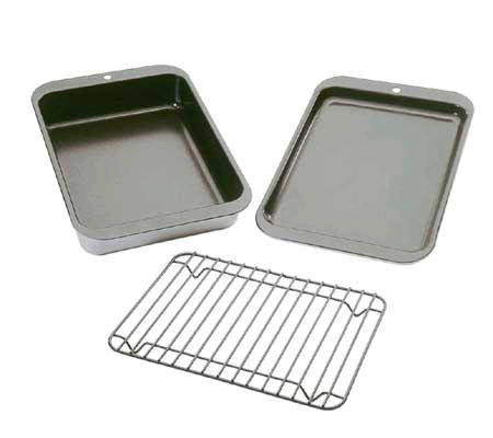 Nordic Ware 3 pc Grilling and Baking Set
