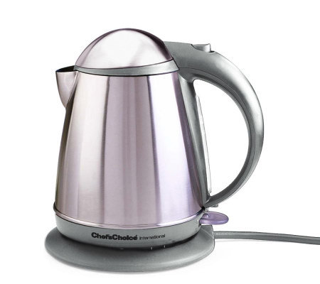 Chef's Choice #677SSG Cordless Electric Kettle