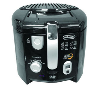 DeLonghi 2.2-Lb Cool-Touch Roto Deep Fryer - K297897