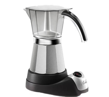 DeLonghi EMK6 Electric Espresso Maker 3-6 Cups