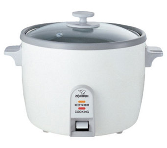 Zojirushi 10 Cup Rice Cooker/Steamer & Warmer - K173598