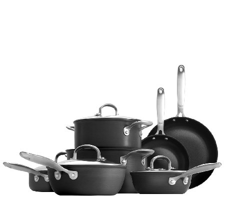 OXO Good Grips Nonstick Pro 12-Piece Cookware Set