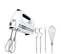 KitchenAid 9-speed Digital Hand Mixer w/ Wire Whisk & Blender Rod - K42498