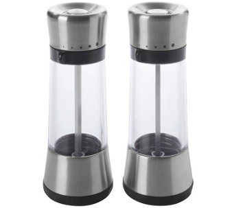 OXO Good Grips Lua Salt & Pepper Mill Set - K304999