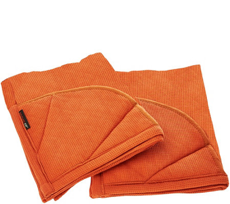 Rachael Ray Set of 2 Cucina Moppine Kitchen Towels