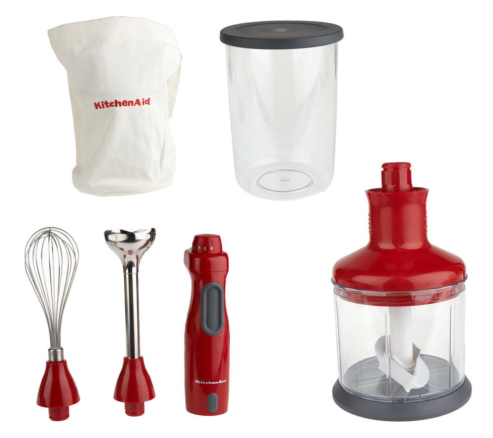 KitchenAid 5 Speed Immersion Blender